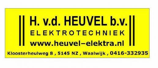 H. van den Heuvel Elektrotechniek